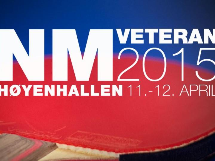 Velkommen til veteran NM