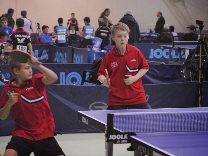 Fantastisk innsats i Slovakia Open!