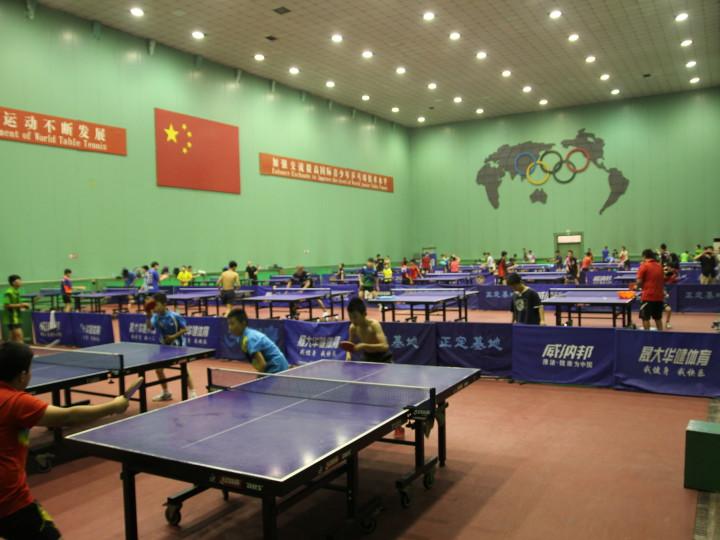 Rapport fra Zhengding