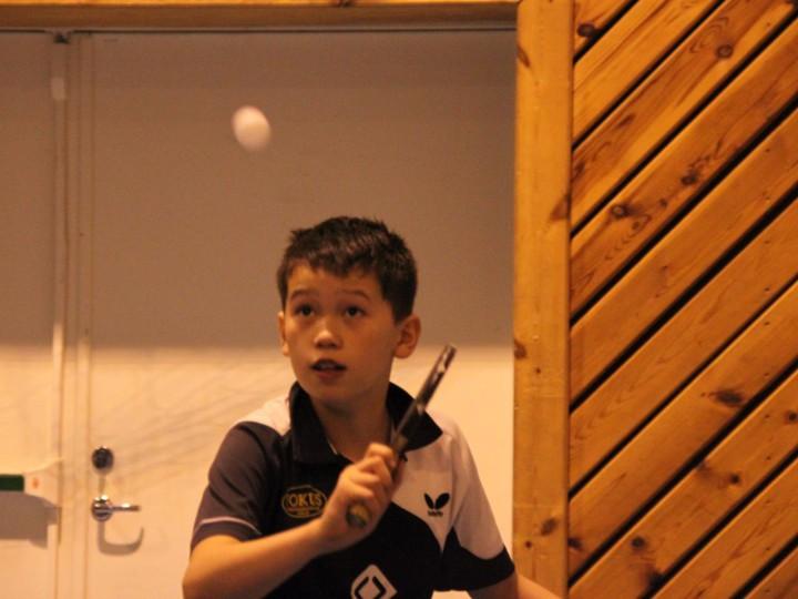 Alexander til semifinale i Safirs