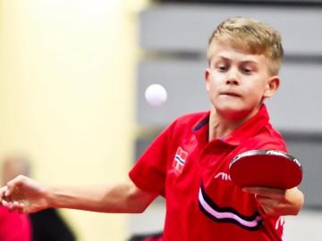 Borgar tatt ut til Czech Junior and Cadet Open