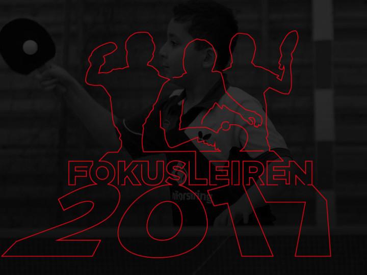 Påmelding til Fokusleiren 2017