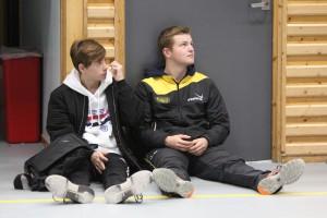 Daniel og Jesper