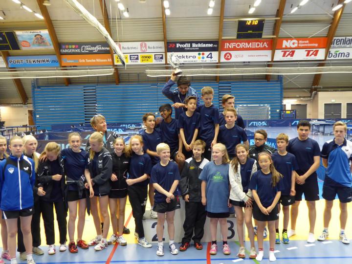 Regionlagsturnering – Landsfinale! (reisebrev fra Skien)