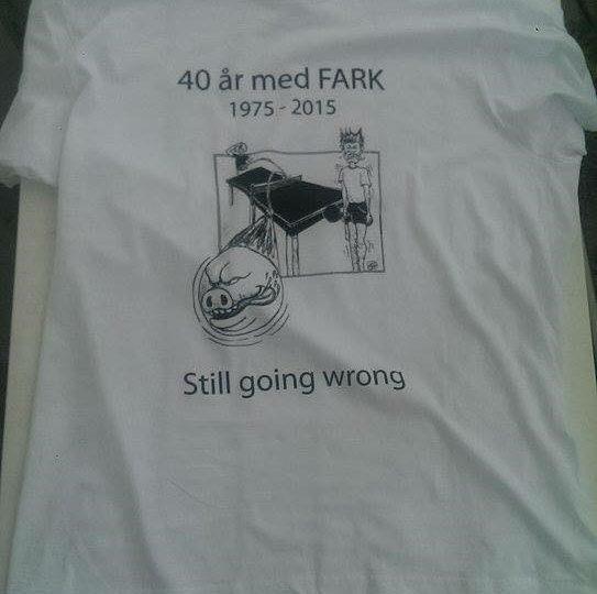 Skaff deg t-skjorten!