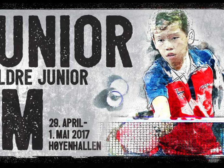 Påmelding til NM – junior og eldre junior