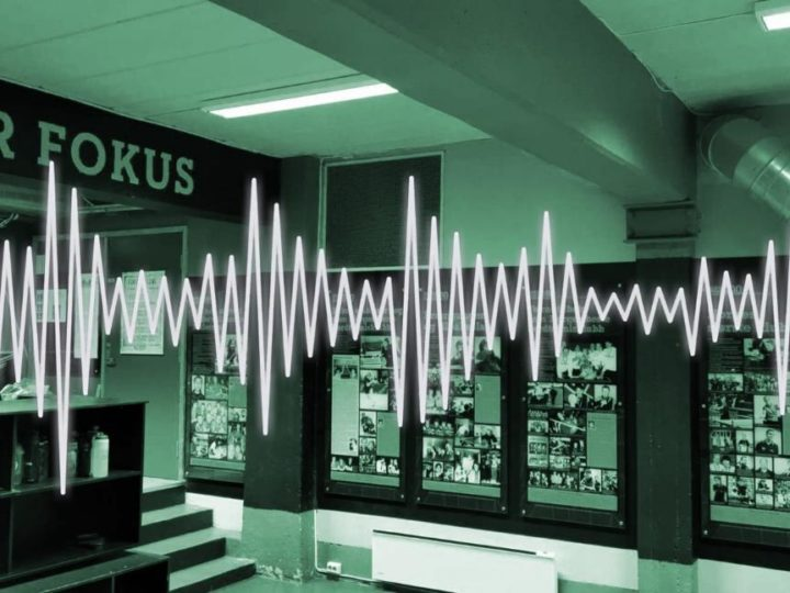 Lyden av Fokushallen