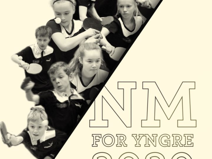 Velkommen til NM for yngre 31. oktober – 1. november